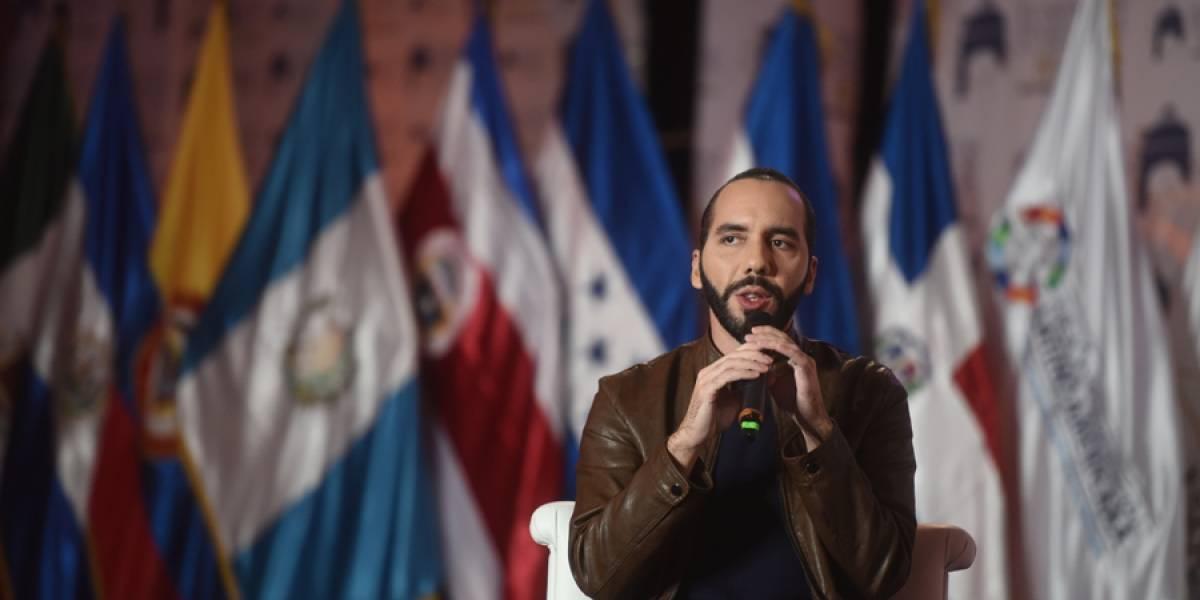 """Nayib Bukele: """"Las transiciones nunca son suaves"""""""