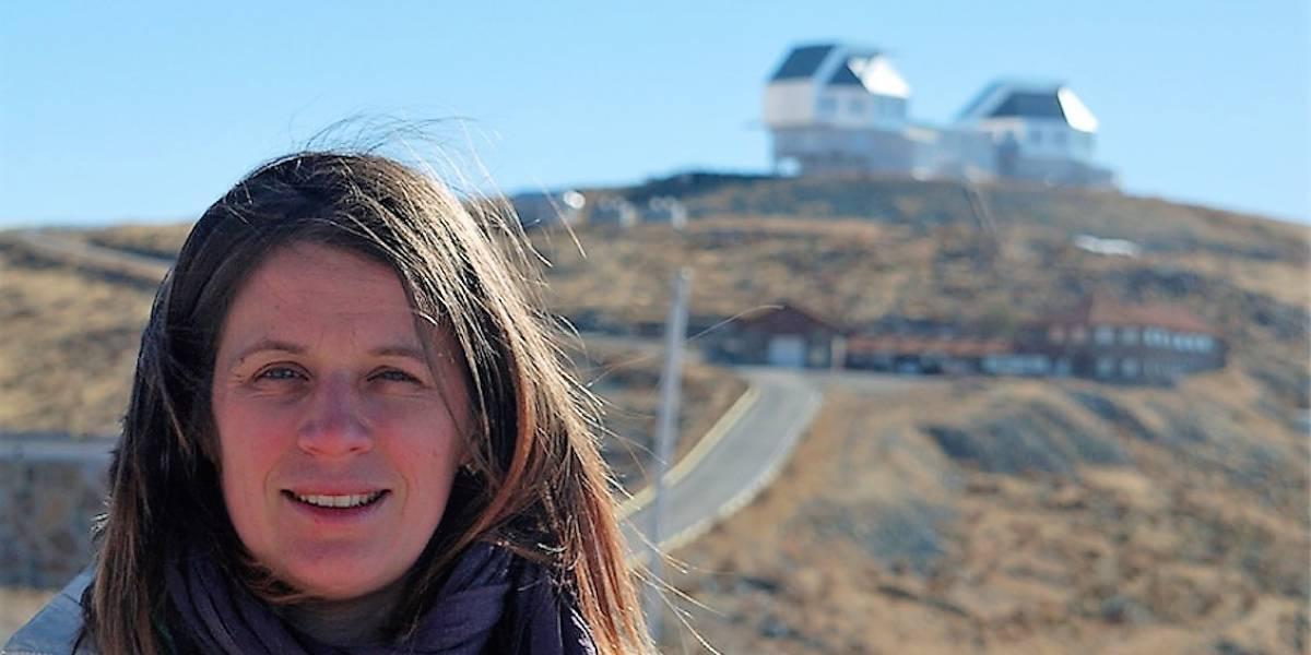 Astrónoma chilena queda entre las diez científicas jóvenes más rupturistas del mundo