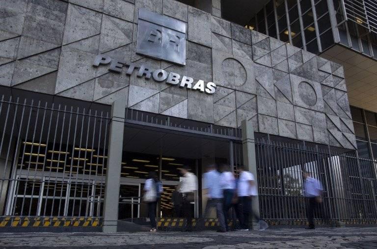 Edificio de Petrobrás en Brasil
