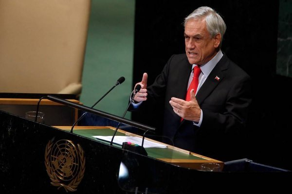 Piñera otra vez le dio con fuerza a Maduro