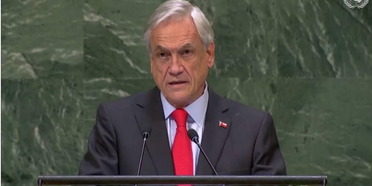 Piñera habló del medio ambiente y mencionó crisis de Quintero y Puchuncaví pese a que aún no hay solución