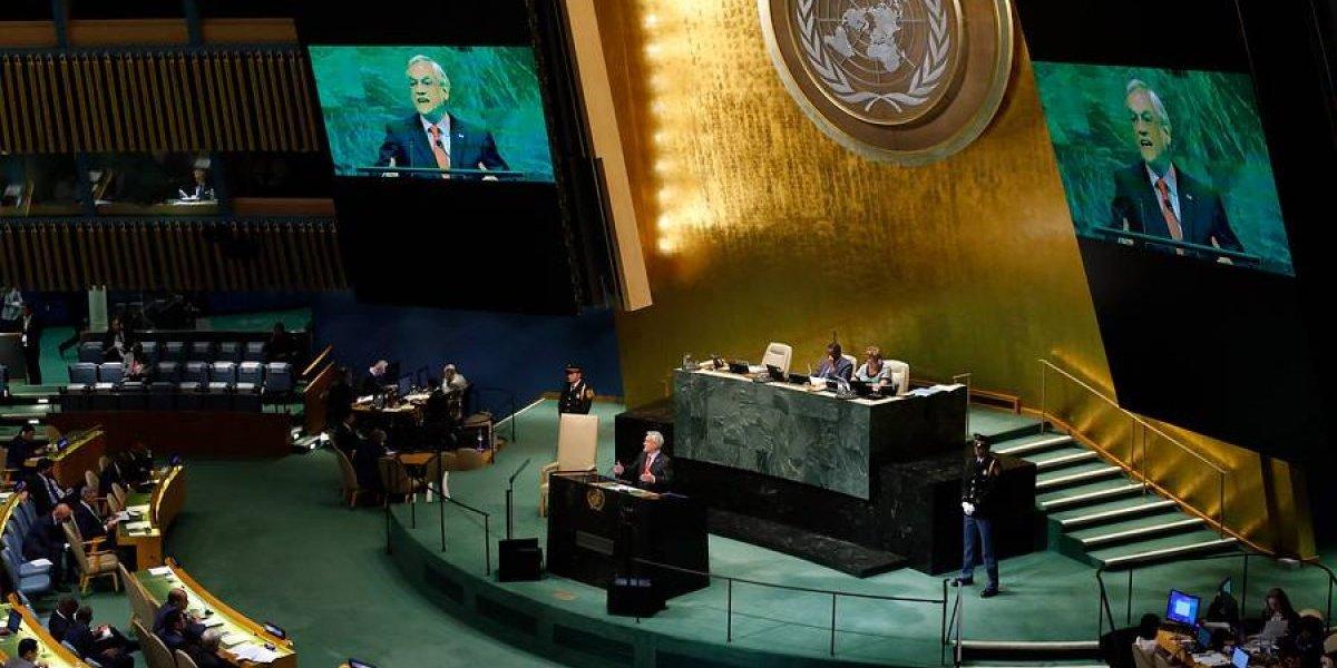 """El """"desacuerdo"""" de Escazú: la otra arista que quedó abierta en el discurso ambientalista de Piñera en la ONU"""