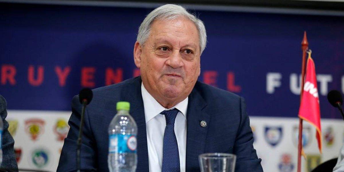 El largo día en el que Arturo Salah cerró su ciclo como presidente de la ANFP