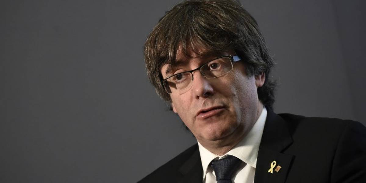 Puigdemont fundará su nuevo partidoen el aniversario de la fallida secesión