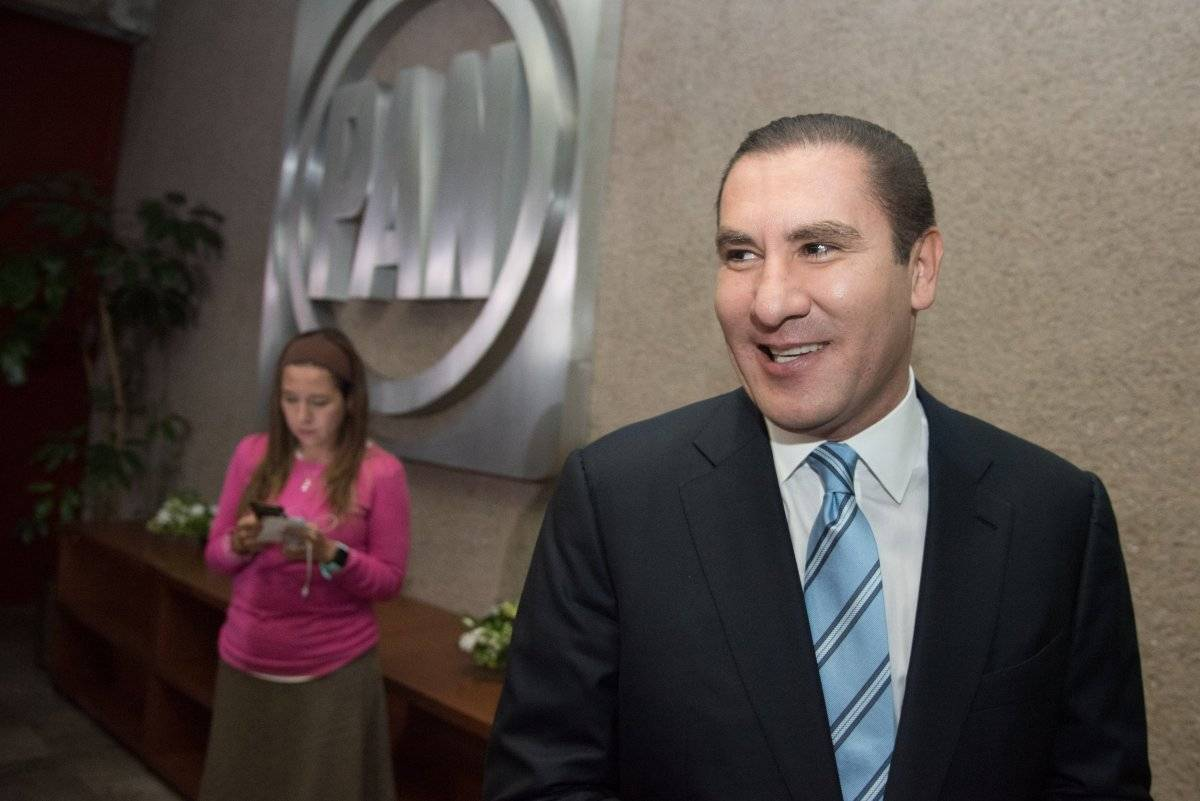 Rafael Moreno Valle, ex gobernador de Puebla Foto: Cuartoscuro