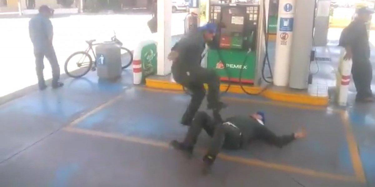 Empleados de gasolinera debutarán en la AAA