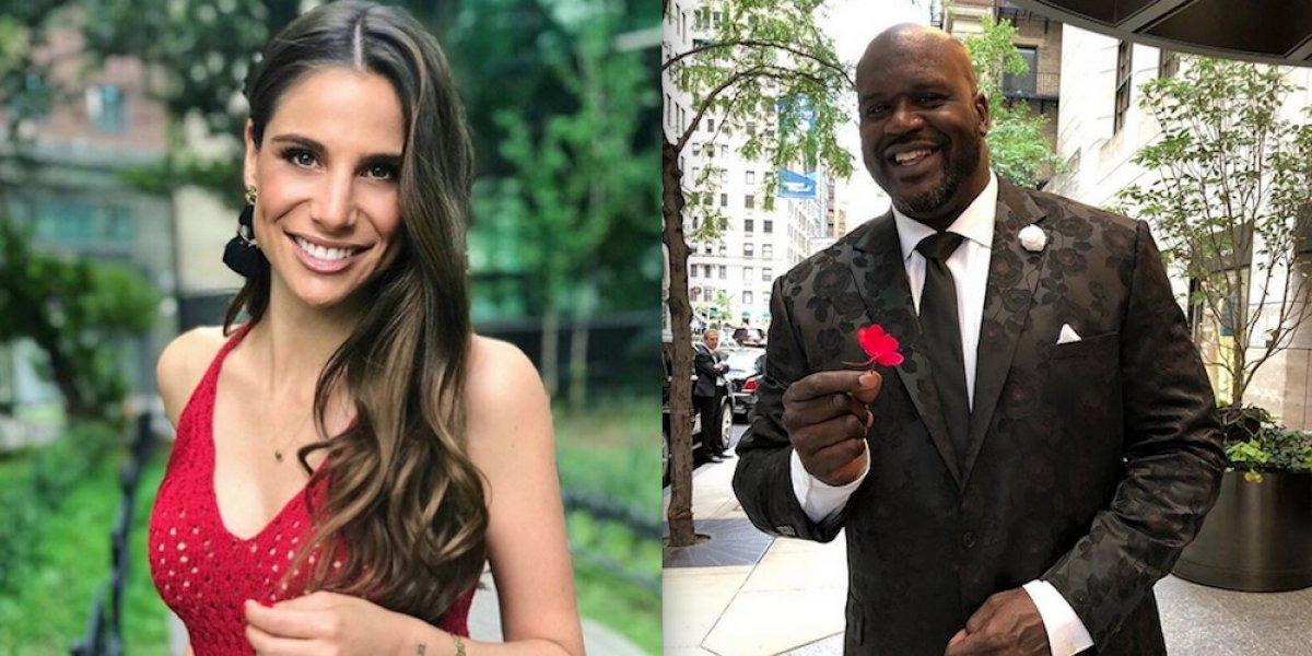 Shaquille O'Neal le propone matrimonio a ex novia del Chicharito