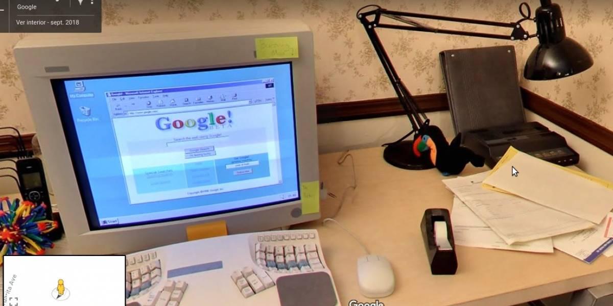 Google cumple 20 años, lo celebra con este Doodle y pura nostalgia