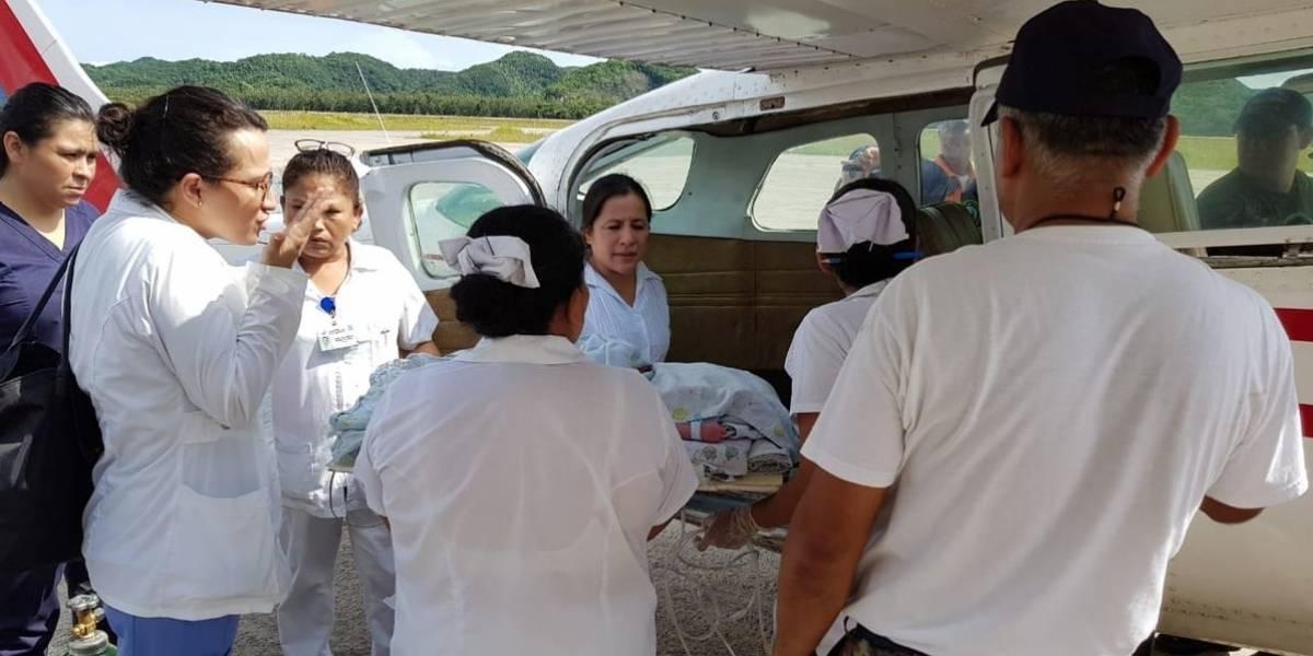 Siameses nacidos en Petén podrán ser separados en diciembre