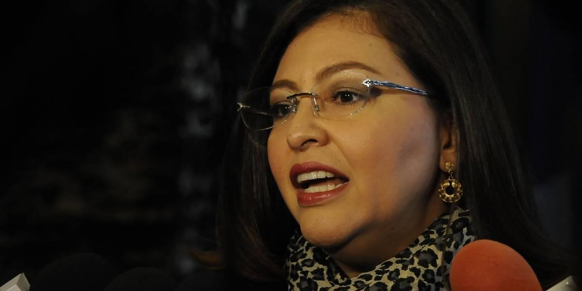 Sofía Espín lleva su caso a la CIDH ante eventual destitución