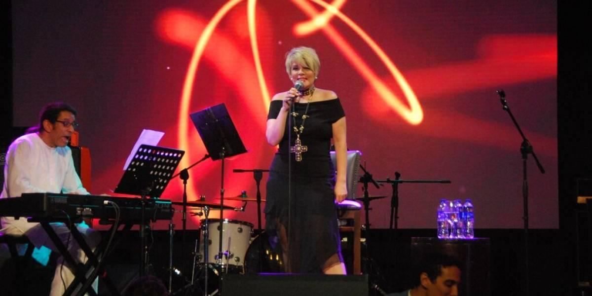 Sonia Alfonso canta hoy en el Jazz Bar del hotel Sheraton