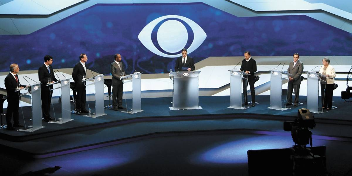 Debate da Band: onde assistir ao vivo o debate entre candidatos ao governo do Estado