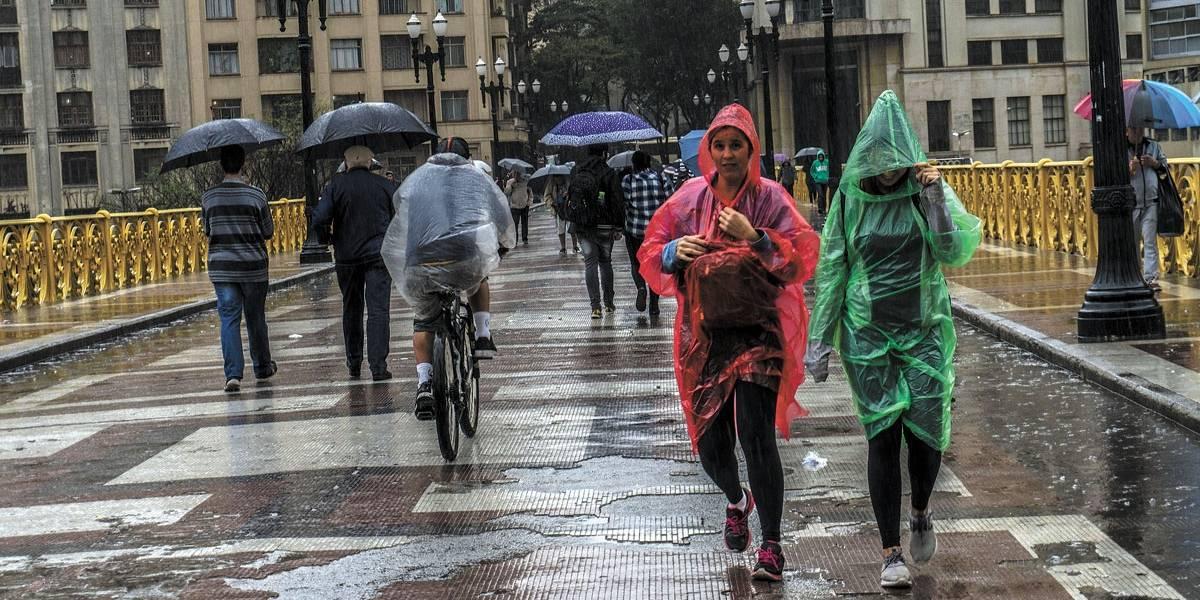 Previsão do Tempo: temperatura continua em queda em São Paulo neste sábado