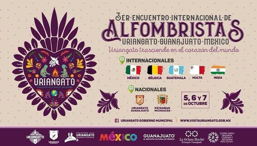 Tercer Encuentro Internacional de Alfombristas