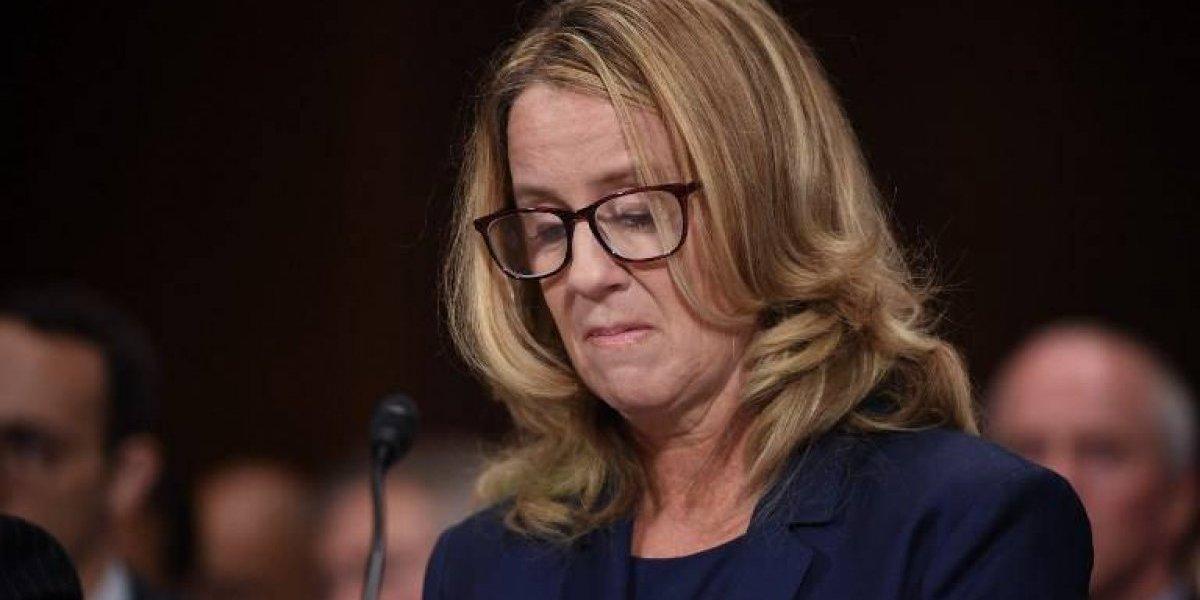 """Christine Blasey Ford:Estoy """"100 % segura"""" que fue Kavanaugh quien me agredió sexualmente"""