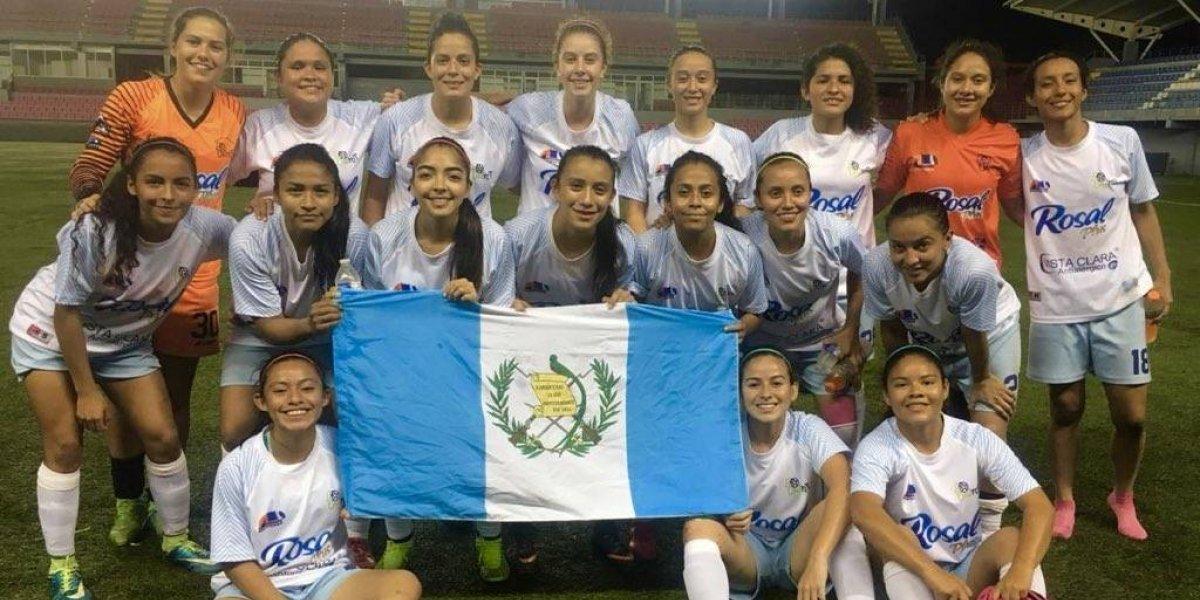 Unifut se clasifica a las semifinales del Torneo Interclubes de Uncaf