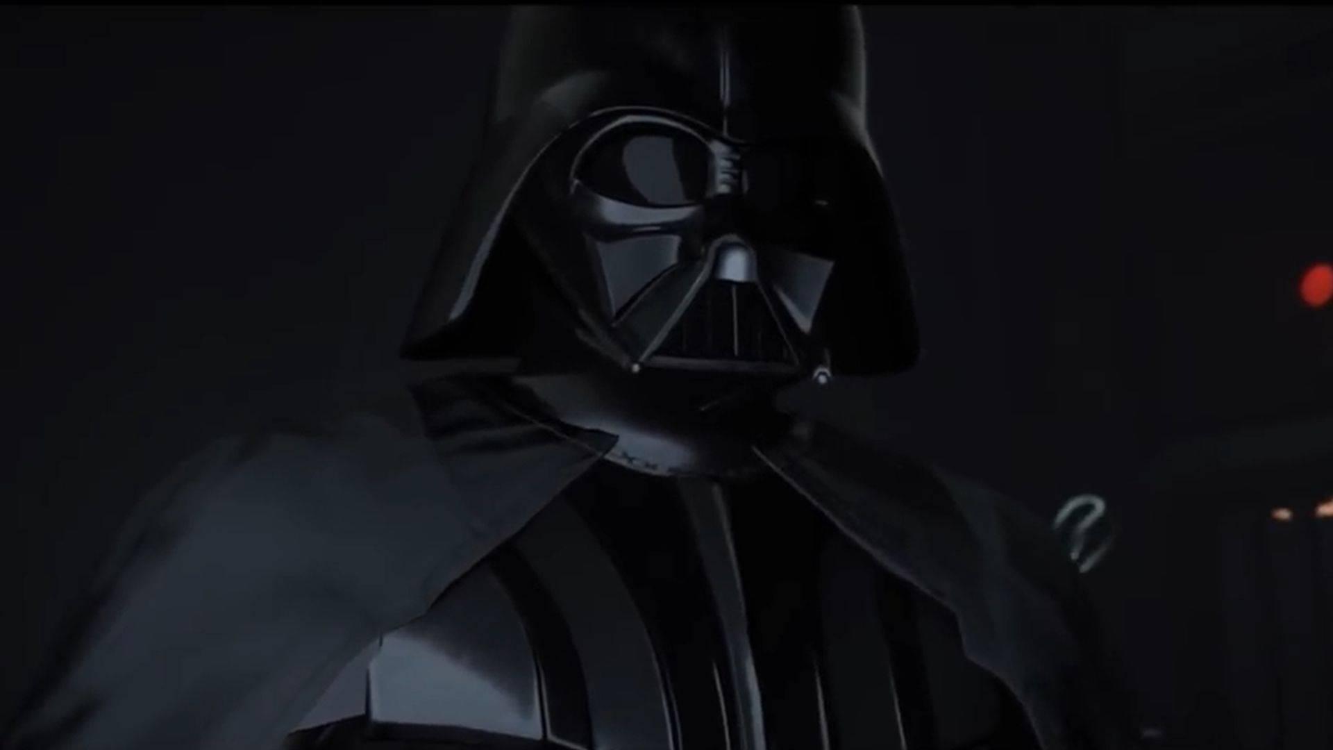 Star Wars: Darth Vader anuncia su propia serie de realidad virtual