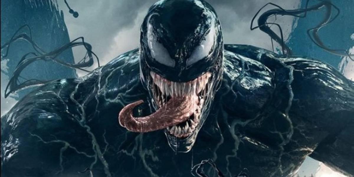 Venom la cinta que busca alcanzar los 70 millones de dólares en su estreno