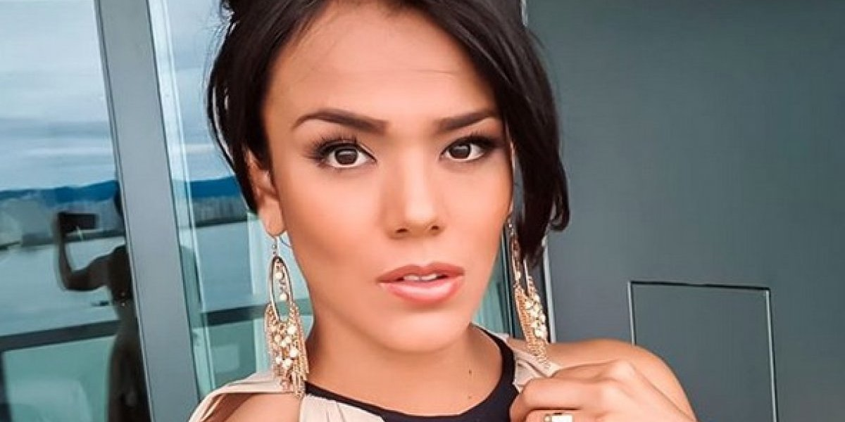 ExMiss Guatemala enciende las redes en un sensual y transparente traje de baño