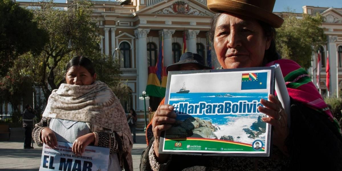 Cómo se vive la previa al fallo de la Haya en  Bolivia