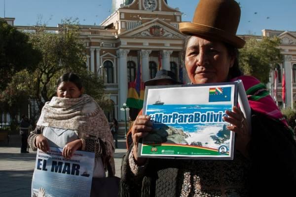A días de la lectura de la sentencia de la Corte Penal Internacional, el país altiplánico espera con mucha expectación los resultados de su ansiada e histórica demanda