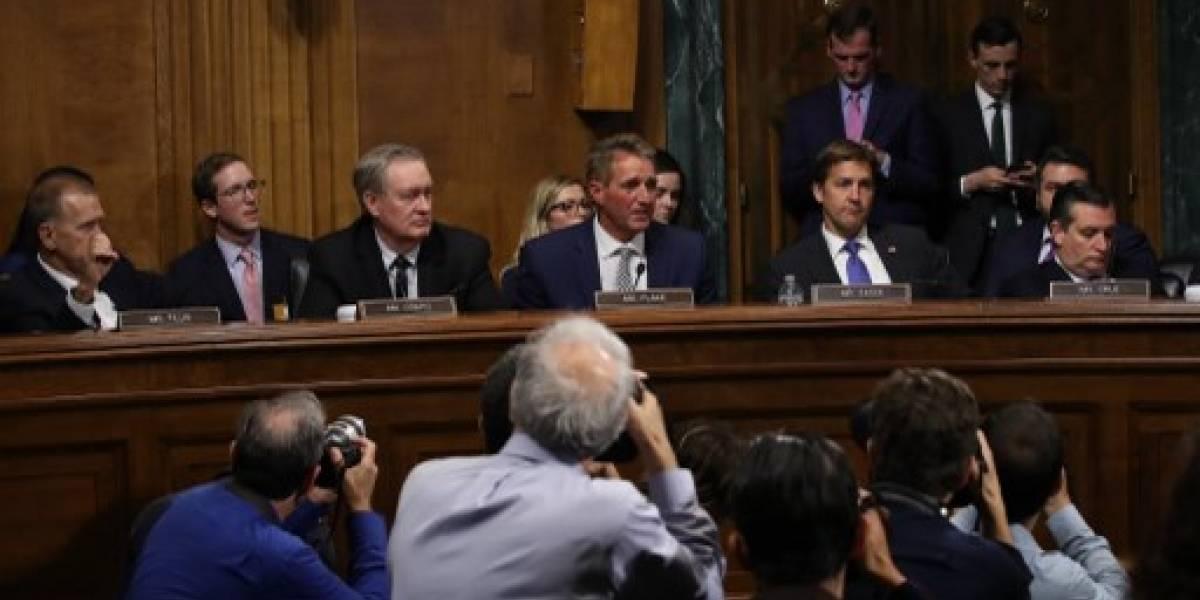 Comisión del Senado de EEUU respalda al candidato de Trump a la Corte Suprema