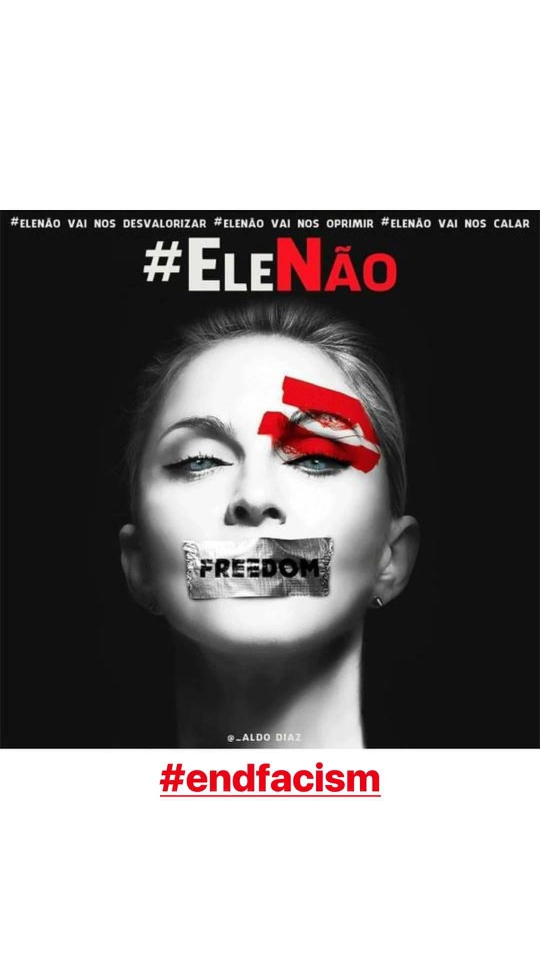 Madonna EleNão