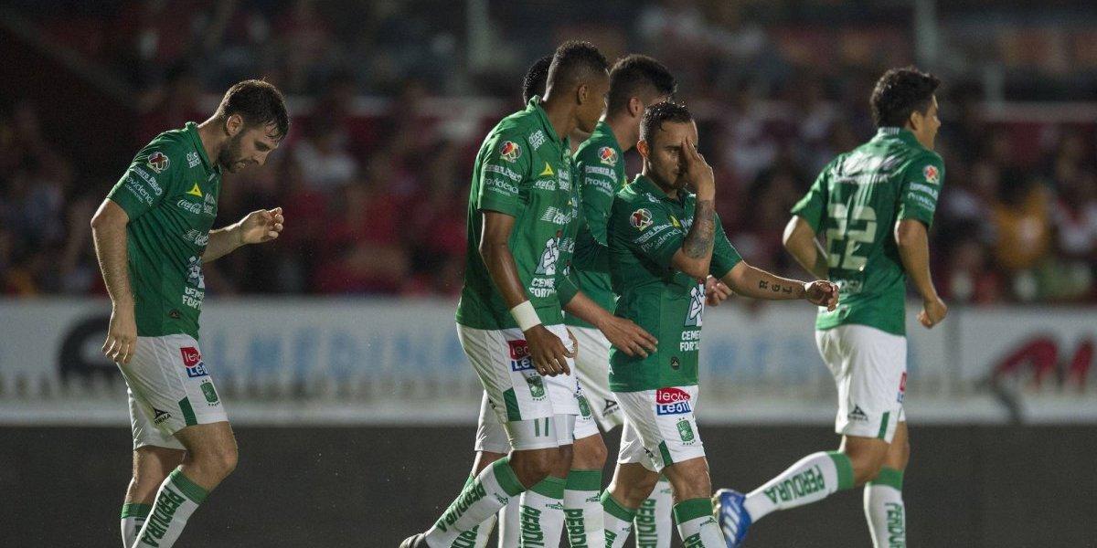 Luis Montes y León, humillan a Veracruz en su propio hogar