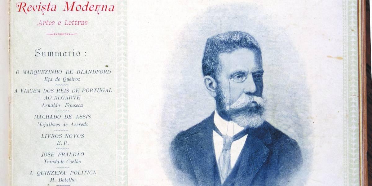 Machado de Assis tem raridades expostas em biblioteca da USP