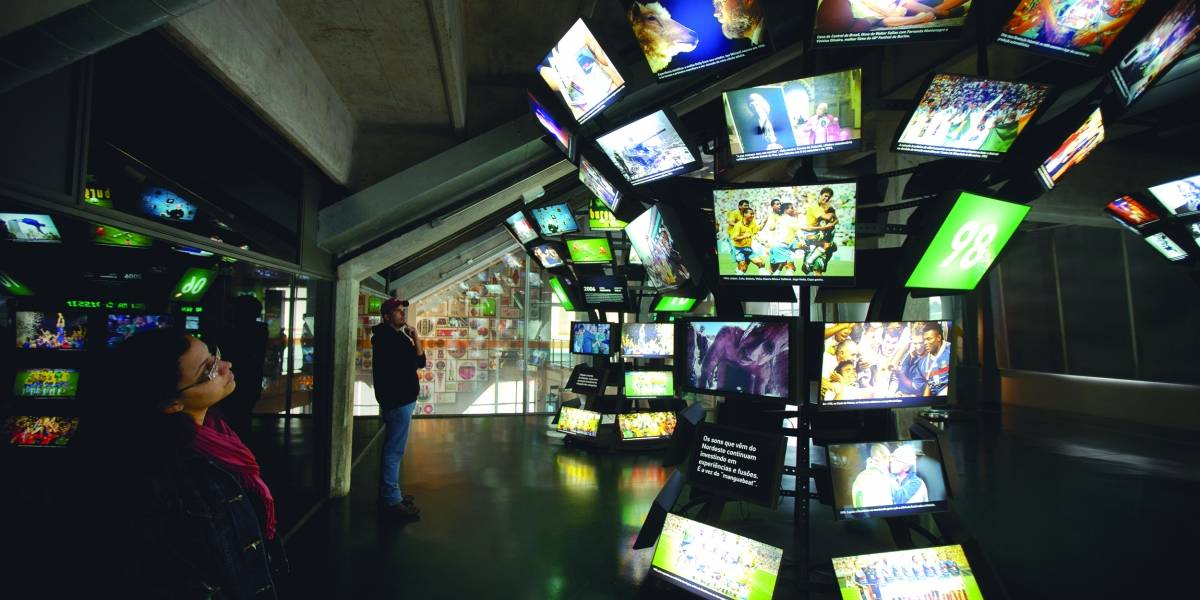 Museu do Futebol completa dez anos neste sábado; confira programação