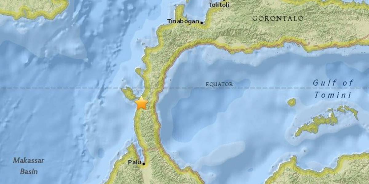 Tsunami tras terremoto de 7,5 en el norte de Indonesia