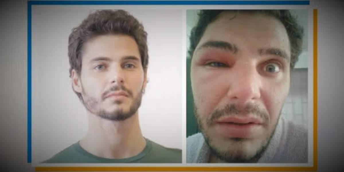 Argentino denuncia maltrato intrafamiliar en Colombia