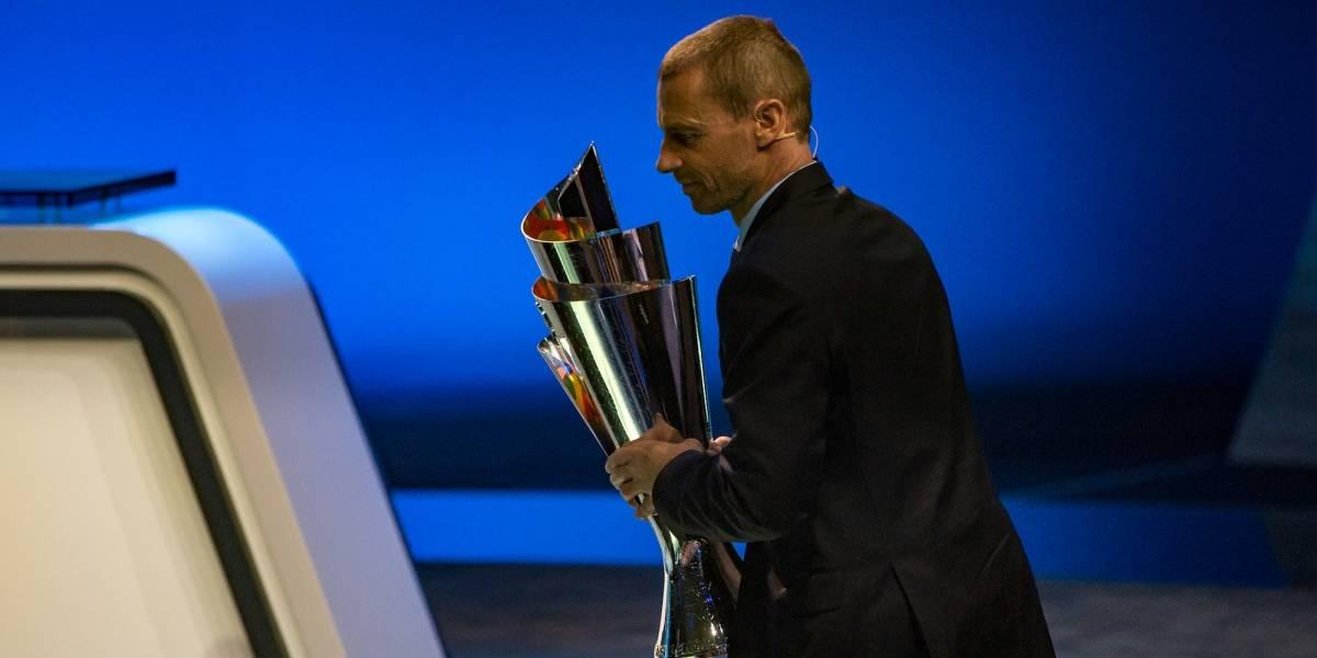 Acusan a presidente de UEFA de manipular elección de Alemania para Euro
