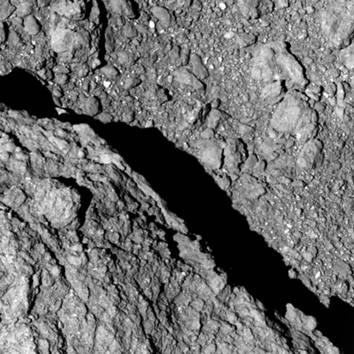 Jaxa asteroide japon