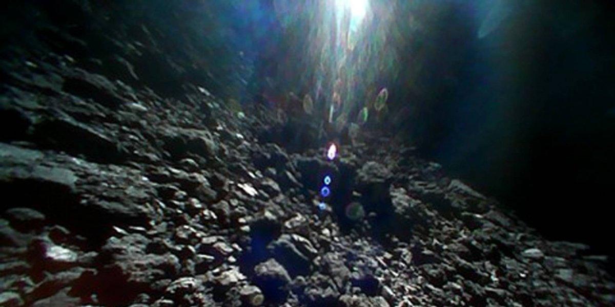 Así es estar sobre un asteroide: el video de sonda japonesa que muestra la superficie del misterioso Ryugu