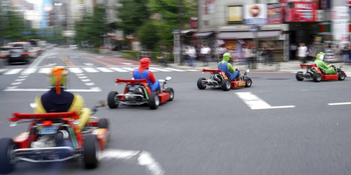 Nintendo gana demanda contra negocio de karts en Tokio