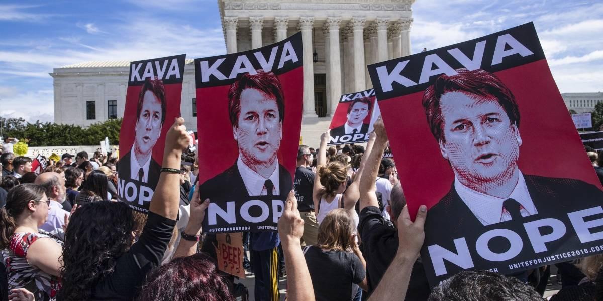Aplazan votación final sobre Kavanaugh en Senado