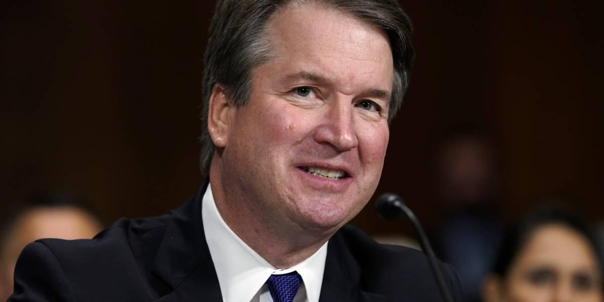 El juez favorito de Trump pasó la primera etapa: Kavanaugh fue respaldado por la Comisión del Senado