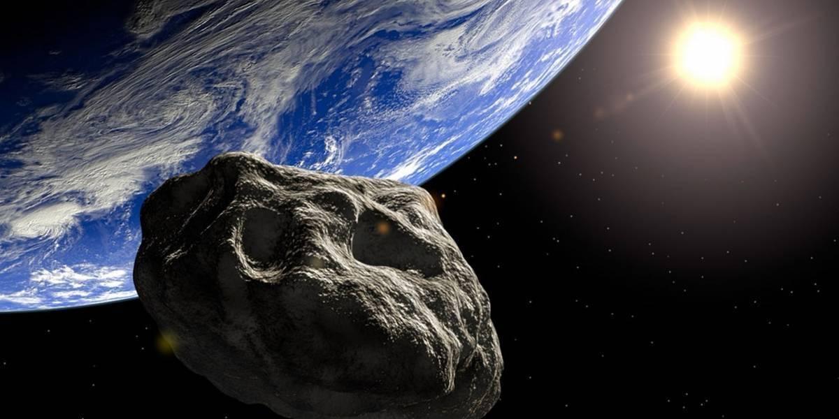 Increíbles imágenes que revelan cómo es la superficie de un asteroide
