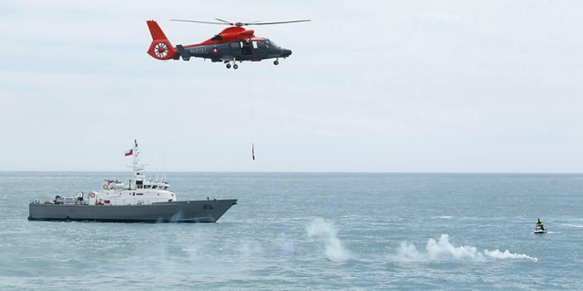 Tragedia en Chiloé: tres pescadores mueren tras naufragar su lancha en el golfo de Ancud