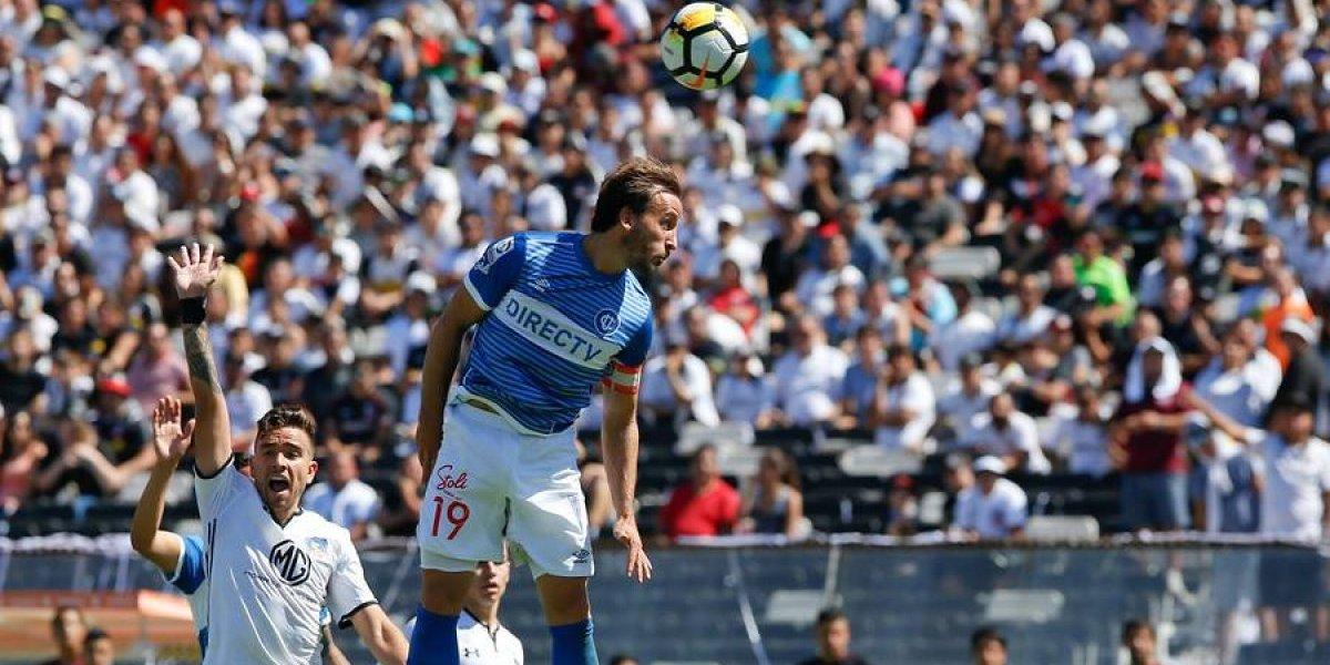 """Chapita Fuenzalida palpita el clásico en la UC: """"Tenemos algo pendiente con Colo Colo"""""""