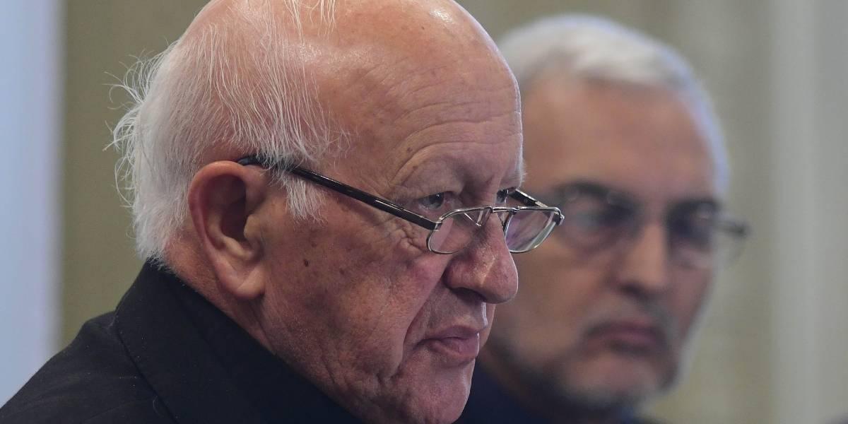 """Ezzati señaló que la decisión del Papa de expulsar a Karadima fue """"por el bien de la Iglesia"""""""