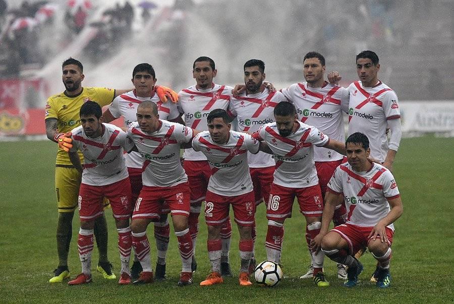 Deportes Valdivia regresó a la Primera B en 2016 / Foto: Agencia UNO
