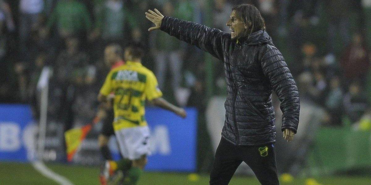 Beccacece silencia críticas con Defensa y Justicia avanzando a cuartos de la Copa Sudamericana