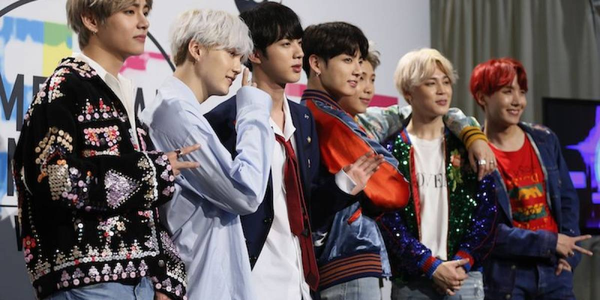 Revista Elle declara grupo BTS como a boy band mais bem vestida do mundo