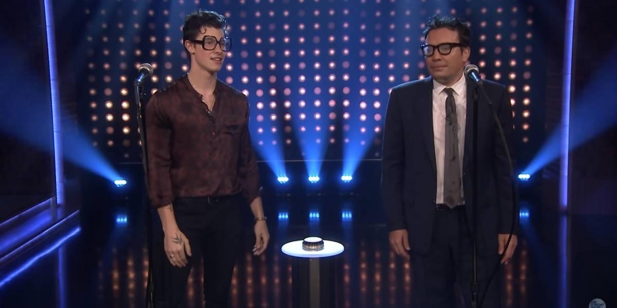 Shawn Mendes faz participação surpreendente no 'The Tonight Show'