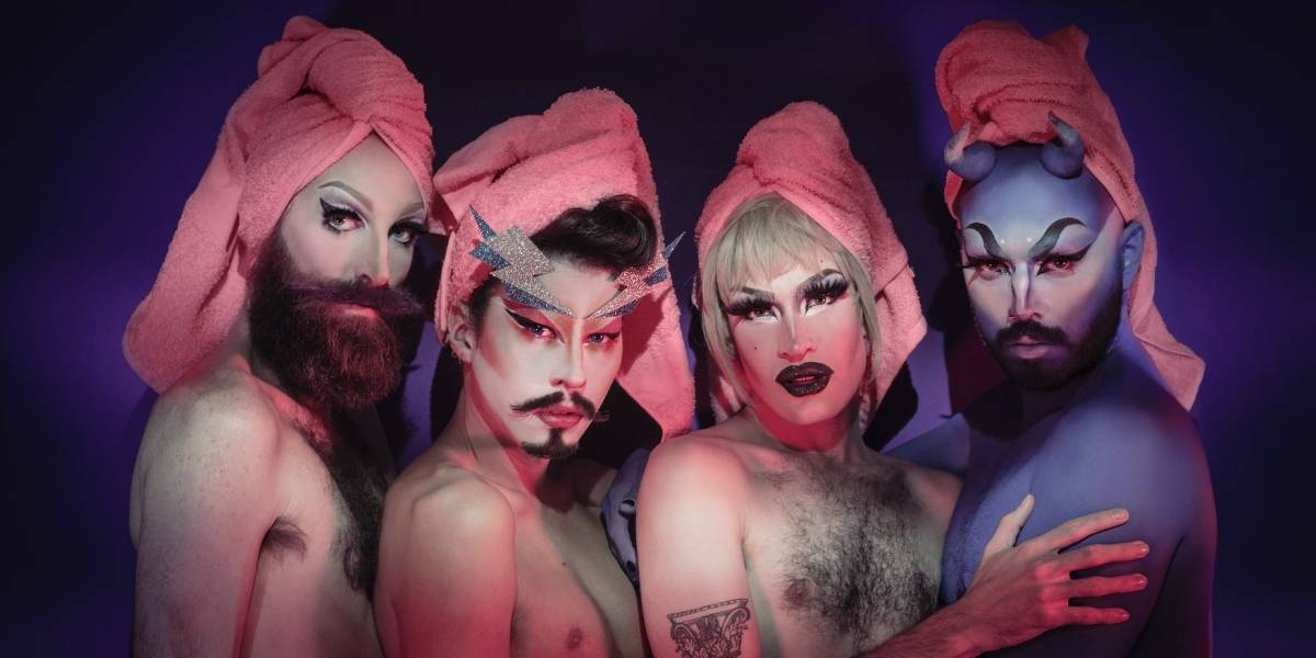 La escena drag en Bogotá y el país, cada vez más fuerte y potente