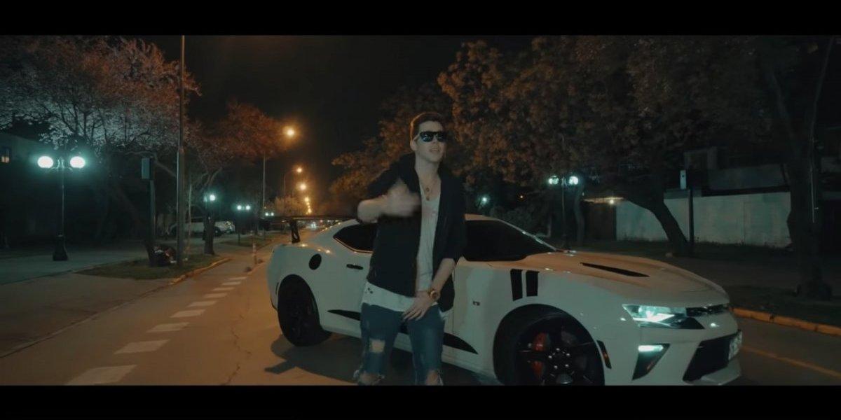 """""""Nano"""" Calderón se suma la fiebre del reggaetón y debuta con su propio videoclip"""
