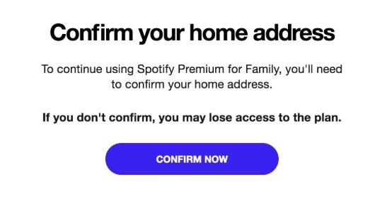Spotify empieza a perseguir a los amigos que usen el Plan Familiar