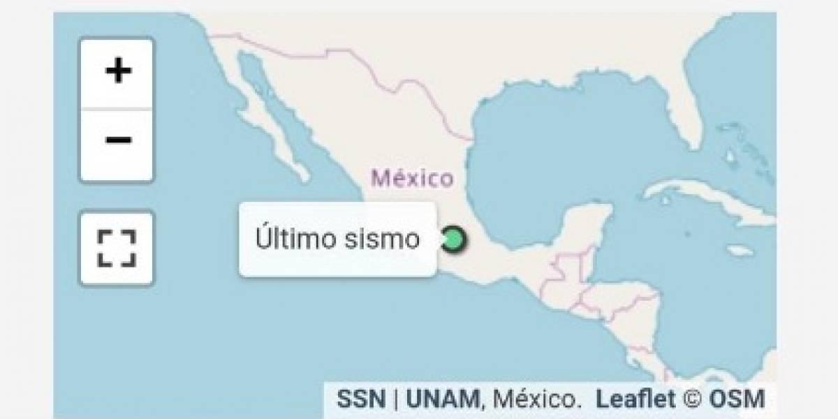 Sin reporte de daños tras sismo en el Estado de México